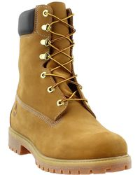 1591fb2140cab Lyst - Timberland Icon 6'' Waterproof Field Boots in Brown for Men