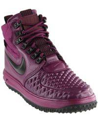 buy popular 9caff 404b2 Nike - Lunar Force 1 Duckboot  17 - Lyst