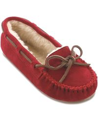 Minnetonka - Cally Slipper - Lyst