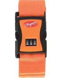Olympia - Luggage Strap W/ 3-dial Lock - Lyst