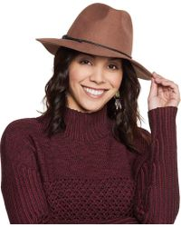 Toad&Co - Evangeline Wool Hat - Lyst