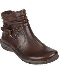 Earth - Watson Ankle Boot - Lyst