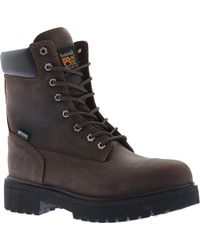 """Timberland - Direct Attach 8"""" Soft Toe Work Boot - Lyst"""