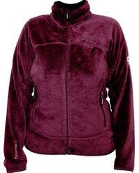 BEARPAW - Omaha Fleece Jacket - Lyst