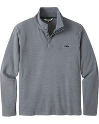 Mountain Khakis - Pop Top Pullover - Lyst
