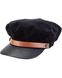 San Diego Hat Company - Corduroy Fisherman's Newsboy Cap Sdh3310 - Lyst