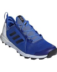 adidas - Terrex Agravic Speed Trail Running Shoe - Lyst