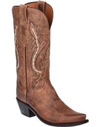 Lucchese Bootmaker - Cassidy S5 Toe Western Boot - Lyst