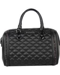 d07ed657d5 Nicole Lee Color-block Kimetha Handbag in White - Lyst