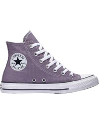 3f3e2be4f8e Lyst - Converse Chuck Taylor All Star  Seasonal  High Top Sneaker in ...