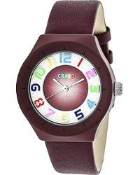 Crayo - Atomic Quartz Watch - Lyst