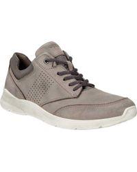 e4bf4d6e926 Lyst - Ecco Irving Slip-on Sneaker in Brown for Men