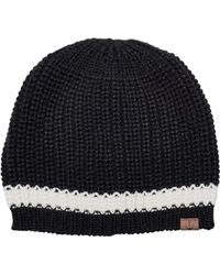 9ff5a52957d San Diego Hat Company - Knit Beanie With Contrast Stripe anchor Knh3475 -  Lyst