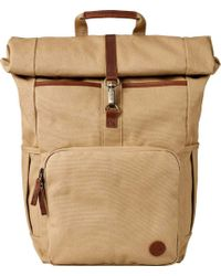 Timberland - Walnut Hill Roll Top Backpack - Lyst