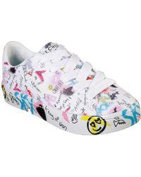 Skechers - Hi-lites Alley Walks Sneaker - Lyst