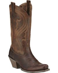 Ariat - Lively Cowgirl Boot - Lyst
