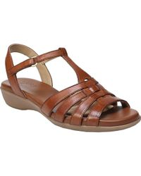 Naturalizer | Nanci Strappy Sandal | Lyst