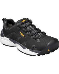 cheap for discount 4869a 9da24 Keen Utility - San Antonio Aluminum Toe Safety Shoe - Lyst