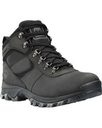 Timberland - Earthkeepers Mt. Maddsen Mid Waterproof Hiker Boot - Lyst