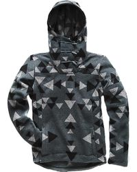 bd769d975 The North Face Crescent Hooded Pullover in Purple - Lyst