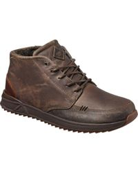 Reef - Rover Mid Wt Chukka Boot - Lyst