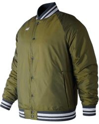 New Balance - Dug Out Jacket - Lyst