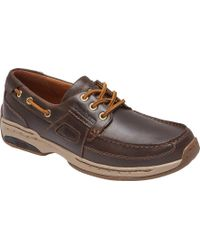 Dunham - Captain Boat Shoe - Lyst