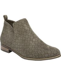 Dr. Scholls - Rate Ankle Bootie - Lyst