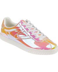 Tretorn - Camden5 Iridescent Sneaker - Lyst
