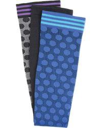 Comfortiva - Sporty Dot 12-14 Mmhg Graduated Compression Sock - Lyst