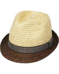 Henschel - Fedora 3940 Hat - Lyst