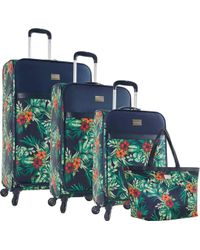 Tommy Bahama - St Kitts 4 Piece Luggage Set - Lyst