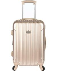 "Kensie - 20"" Expandable Carry-on - Lyst"