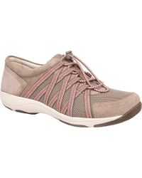 Honor Suede and Mesh Sneakers 1ayLTzw5