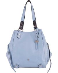 Lodis - Pismo Stud Rfid Charlize Tote - Lyst