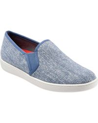 Trotters - Americana Slip-on Sneaker - Multiple Widths Available - Lyst