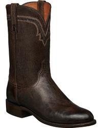 Lucchese Bootmaker   Jasper C Toe Cowboy Boot   Lyst