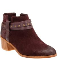 Clarks | Breccan Shine Ankle Boot | Lyst