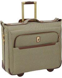 "London Fog - Cambridge Ii 44"" Wheeled Garment Bag - Lyst"