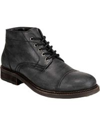 Dr. Scholls - Airborne Lace Up Boot - Lyst