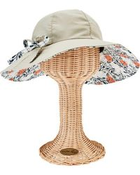 San Diego Hat Company - Sun Brim Hat With Novelty Print Cth4175 - Lyst
