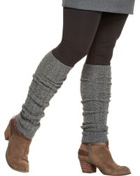 Toad&Co - Donegal Cable Legwarmer - Lyst