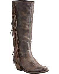Ariat - Leyton Knee High Boot - Lyst