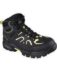 Skechers   Work Vinten Alloy Toe Metatarsal Guard Boot   Lyst