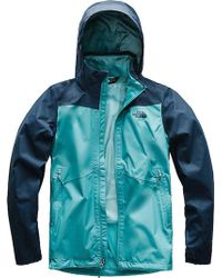 1b8b21d39 The North Face Resolve Plus Jacket in Green - Lyst