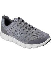 f5a215ac92c9 Lyst - Skechers Marauder Training Sneaker in Gray for Men