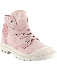 Palladium - Pampa Hi Sneaker - Lyst