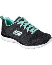 Skechers - Flex Appeal 2.0 High Energy Training Shoe - Lyst