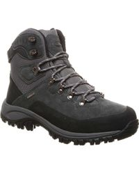 BEARPAW - Traverse Solids Waterproof Hiking Boot - Lyst