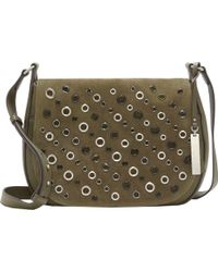 Vince Camuto - Chip Grommet Crossbody - Lyst